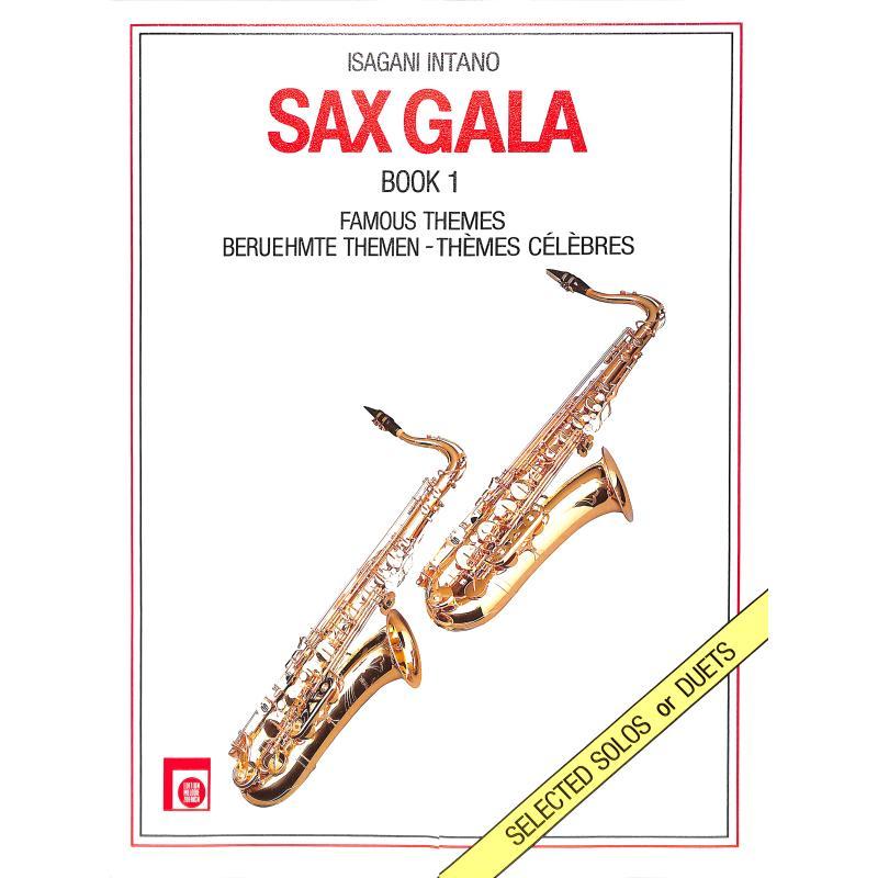 Titelbild für EMZ 2107636 - SAX GALA 1