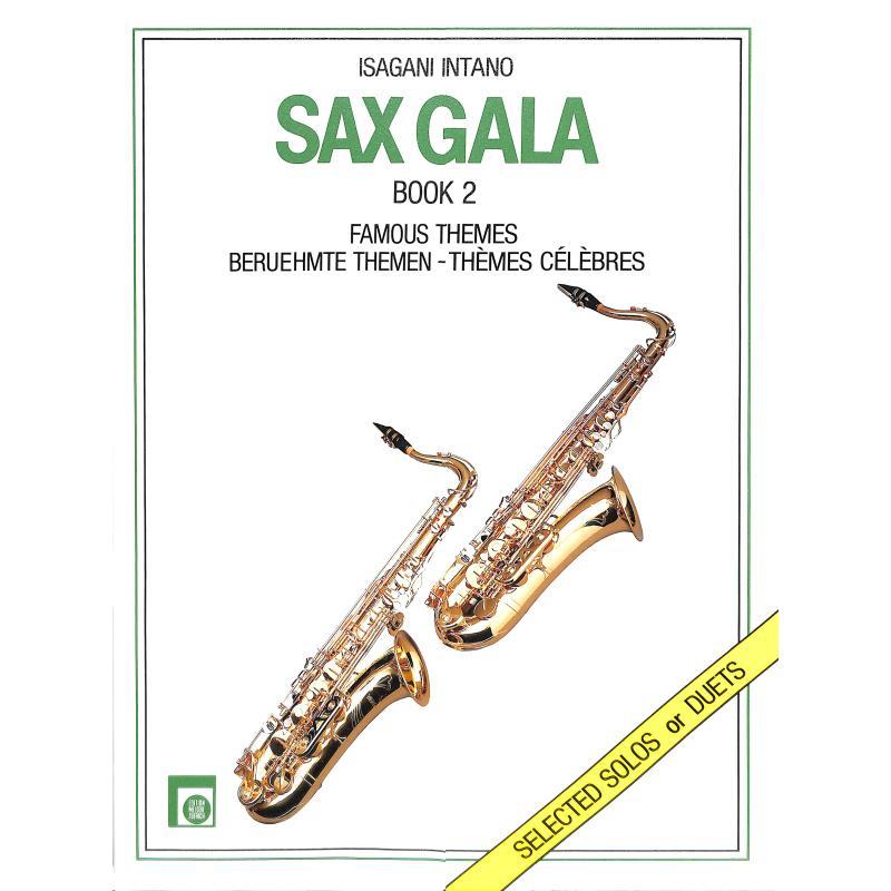 Titelbild für EMZ 2107637 - SAX GALA 2