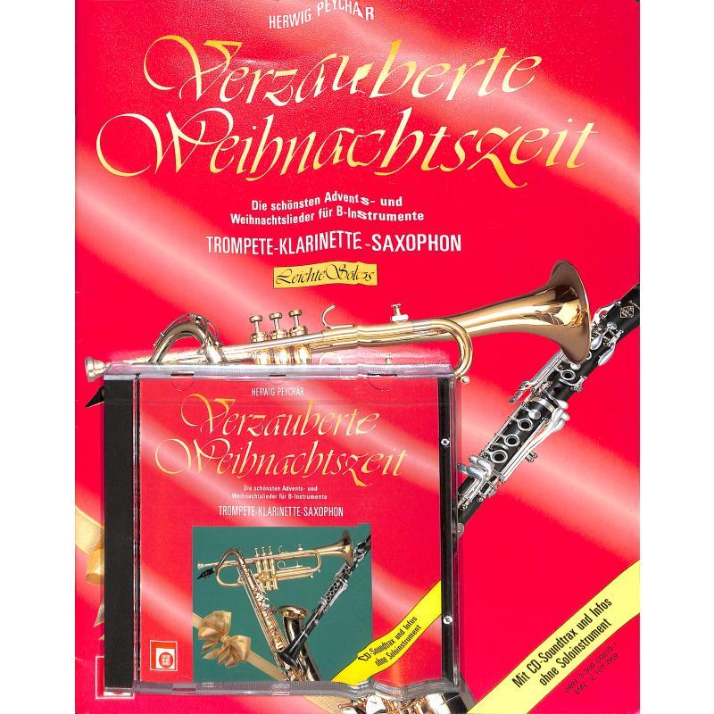 Titelbild für EMZ 2107669 - VERZAUBERTE WEIHNACHTSZEIT