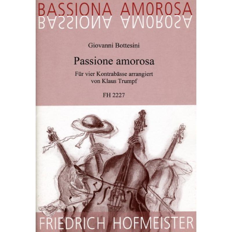 Titelbild für FH 2227 - PASSIONE AMOROSA