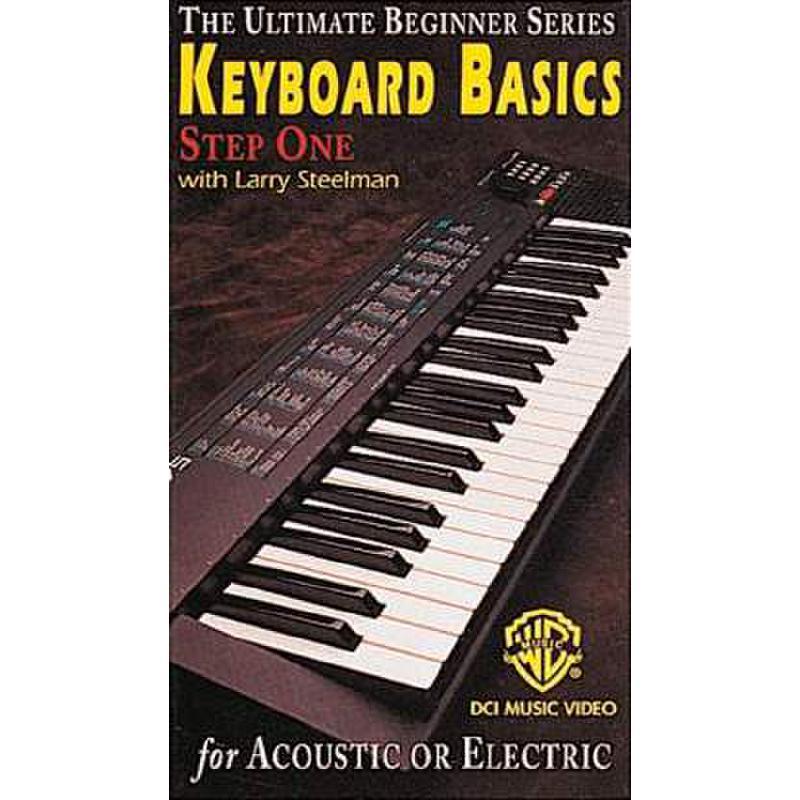 Titelbild für IM 3163A - KEYBOARD BASICS 1