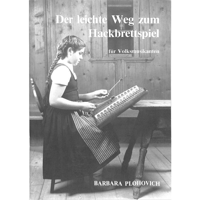 Titelbild für HELBL -I3929 - DER LEICHTE WEG ZUM HACKBRETTSPIEL