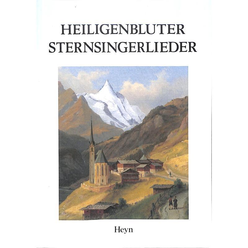 Titelbild für HEYN 612-4 - HEILIGENBLUTER STERNSINGERLIEDER