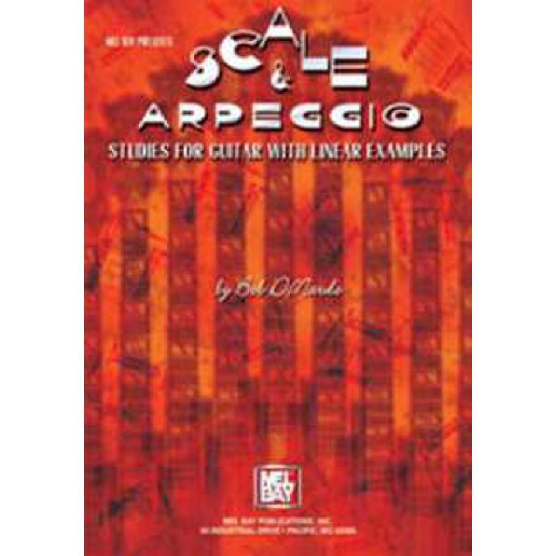 Titelbild für MB 98406 - SCALE + ARPEGGIO
