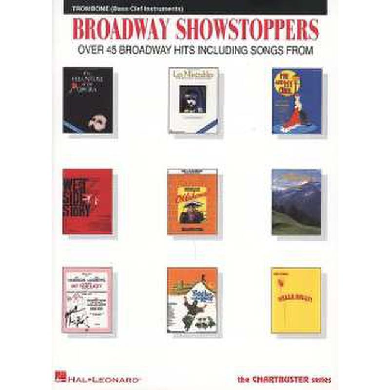Titelbild für HL 8721343 - BROADWAY SHOWSTOPPERS