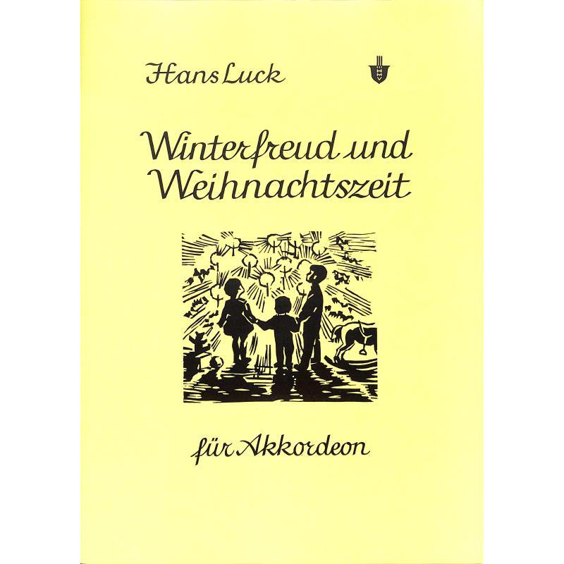 Titelbild für HMV 2203 - WINTERFREUD + WEIHNACHTSZEIT