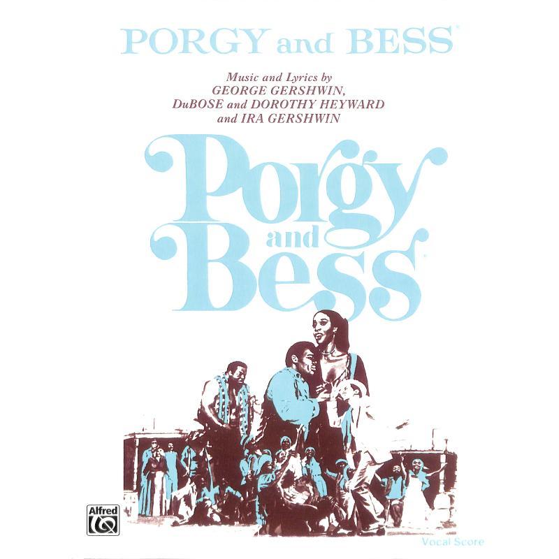 Titelbild für VF 1958 - PORGY + BESS