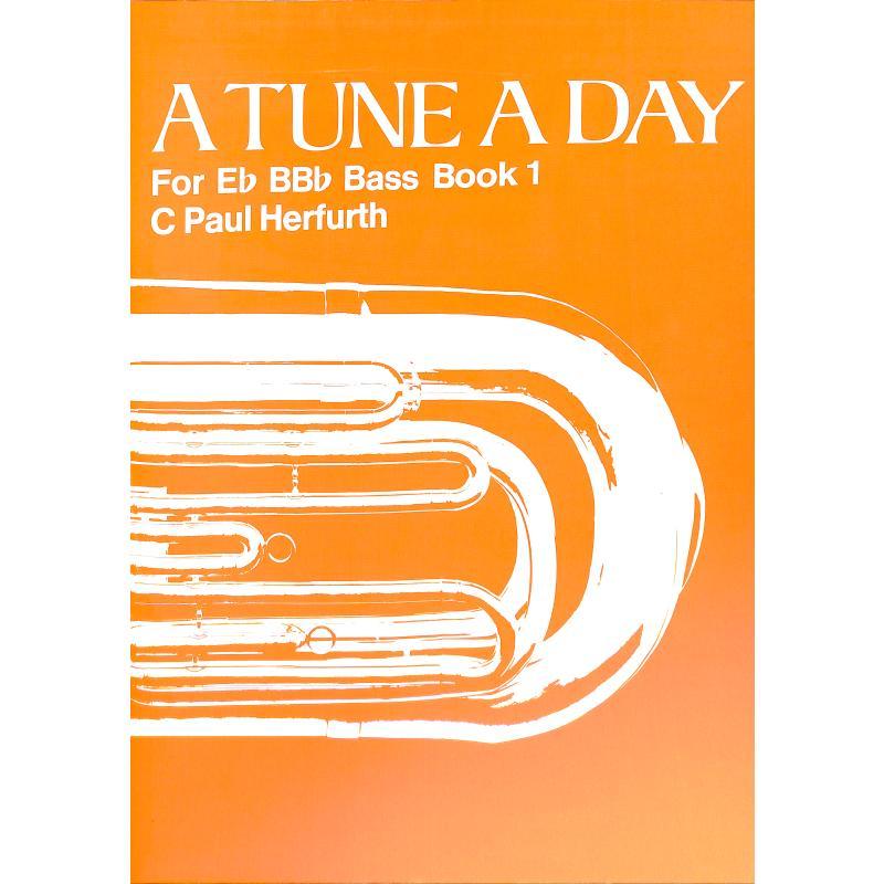 Titelbild für IM 9640 - A TUNE A DAY 1