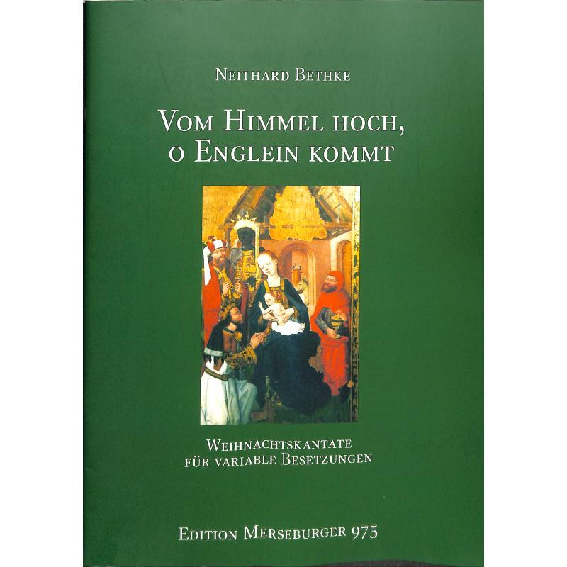 Titelbild für MERS 975 - VOM HIMMEL HOCH O ENGLEIN KOMMT