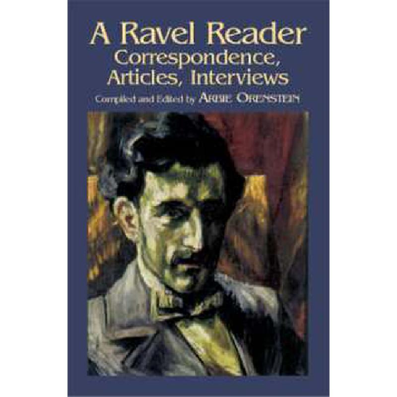 Titelbild für DP 43078-2 - A RAVEL READER