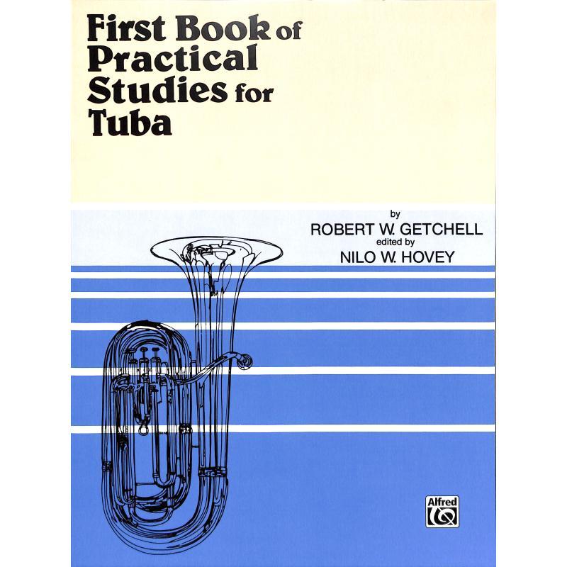 Titelbild für EL 00774 - FIRST BOOK OF PRACTICAL STUDIES