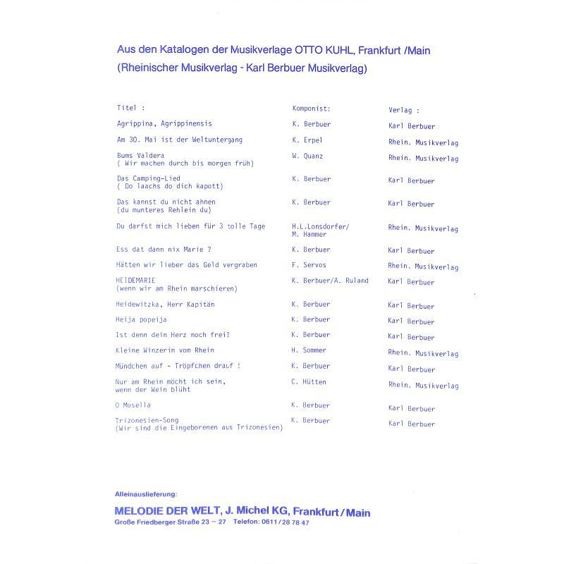 Notenbild für MDW 3508019-93-35 - WIR MACHEN DURCH