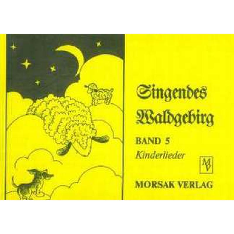Titelbild für MORSAK 268 - SINGENDES WALDGEBIRG 5