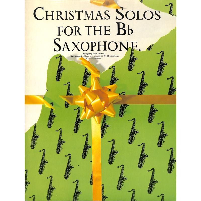 Titelbild für MSAM 65061 - CHRISTMAS SOLOS