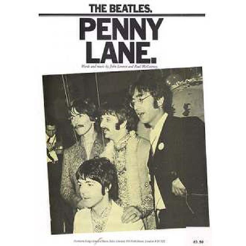 Titelbild für MSNO 90219 - PENNY LANE