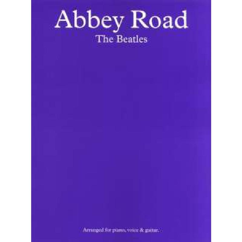 Titelbild für MSNO 90537 - ABBEY ROAD