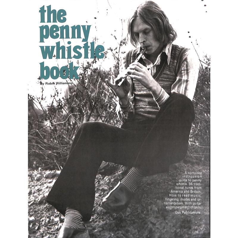 Titelbild für MSOK 63271 - THE PENNY WHISTLE BOOK