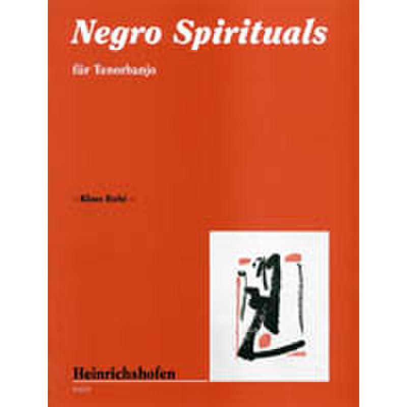 Titelbild für N 2219 - NEGRO SPIRITUALS