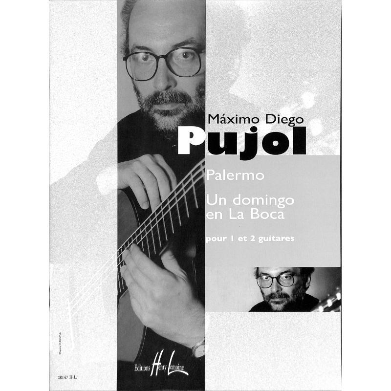 Titelbild für LEMOINE 28147 - PALERMO + UN DOMINGO EN LA BOCA