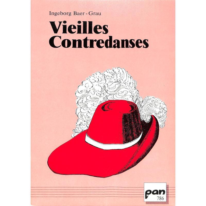 Titelbild für PAN 786 - VIEILLES CONTREDANSES