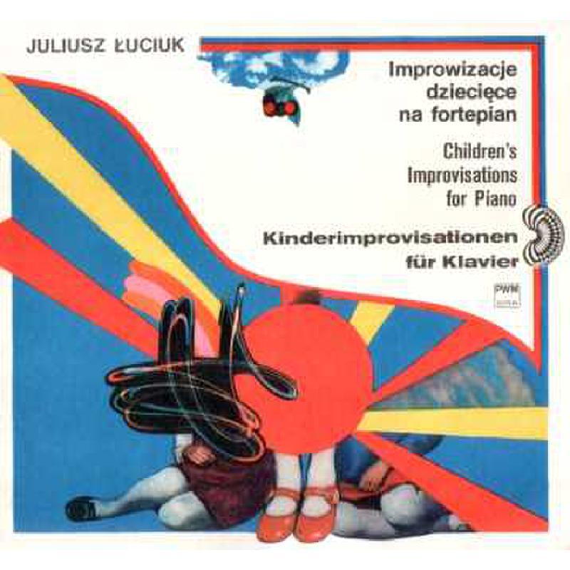 Titelbild für PWM 5738 - CHILDREN'S IMPROVISATIONS