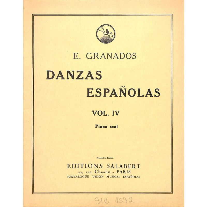 Titelbild für SLB 2603 - Villanesca (Danza espanola 4)