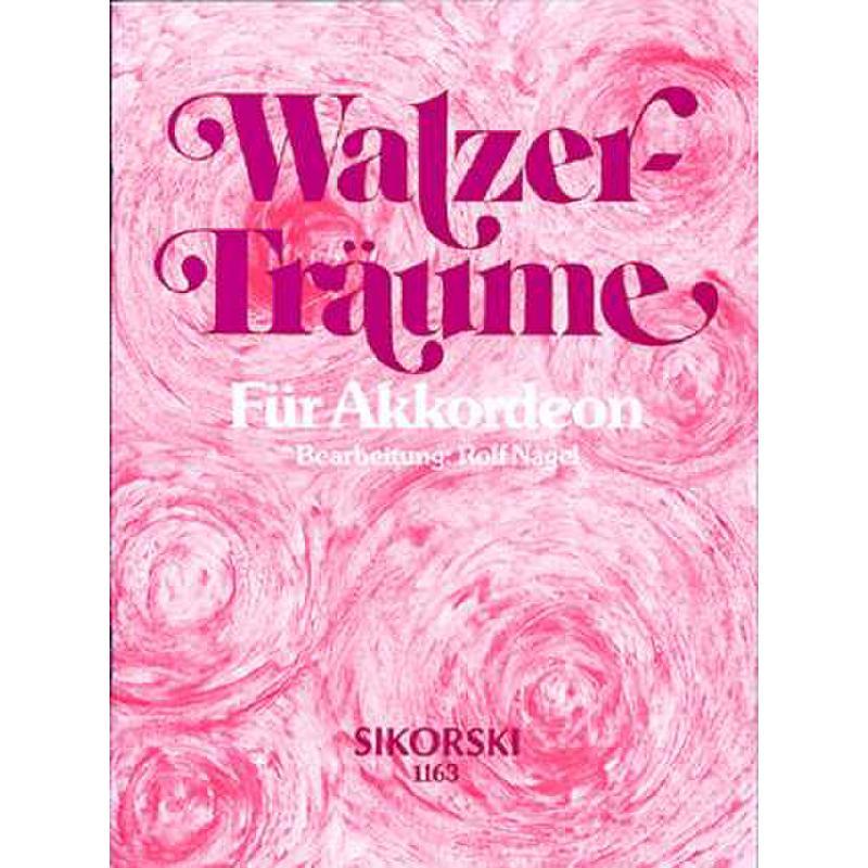 Titelbild für SIK 1163 - WALZER TRAEUME