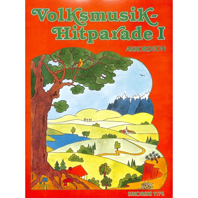 Titelbild für SIK 1176 - VOLKSMUSIK HITPARADE 1