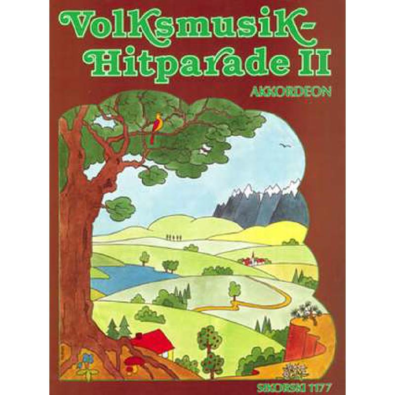 Titelbild für SIK 1177 - VOLKSMUSIK HITPARADE 2
