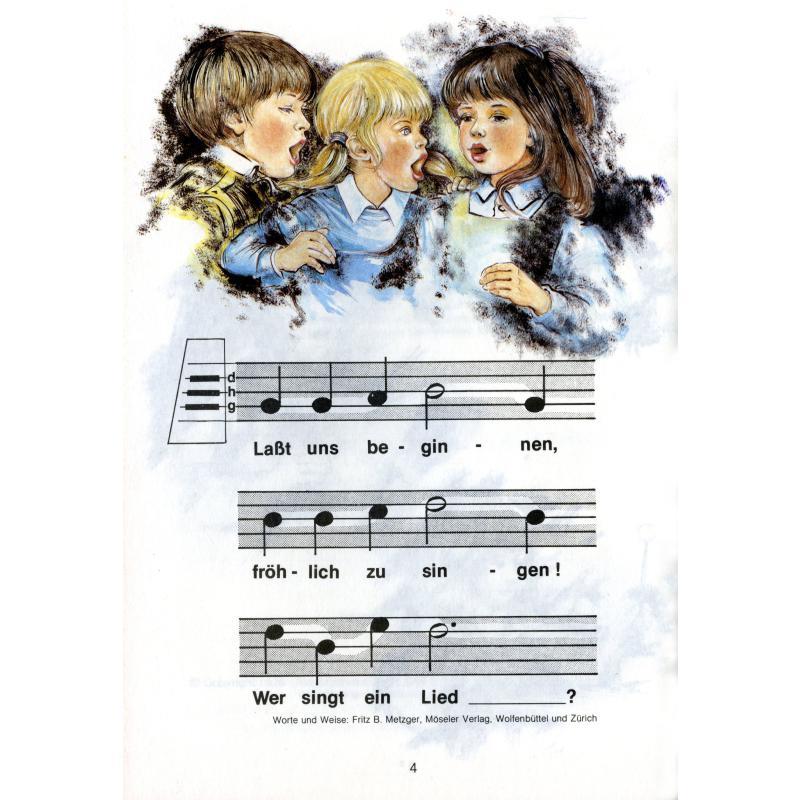 Titelbild für SIK 1533 - WIR LERNEN HOEREN SINGEN SPIELE