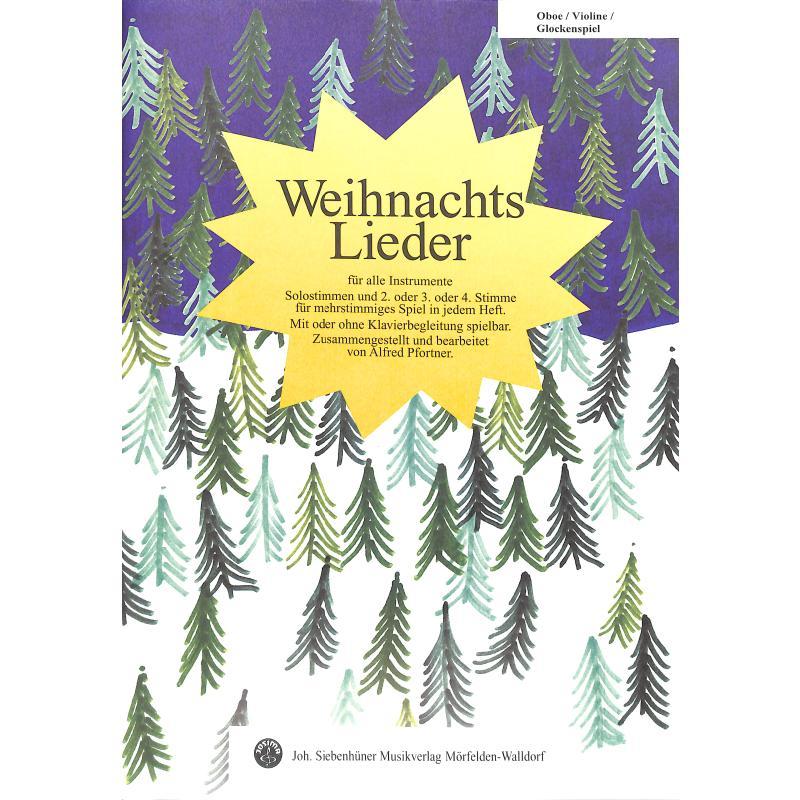 Titelbild für SIEB 20562 - WEIHNACHTSLIEDER