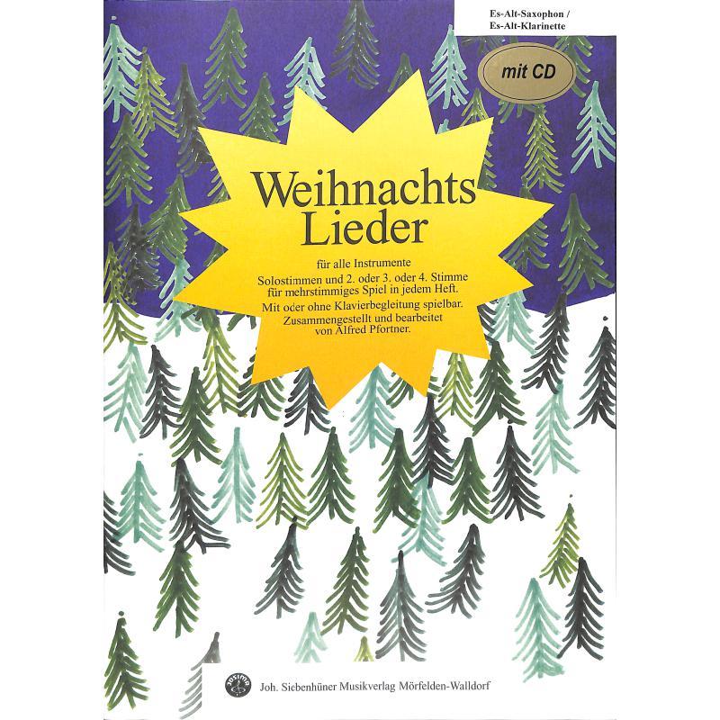 Titelbild für SIEB 20564 - WEIHNACHTSLIEDER