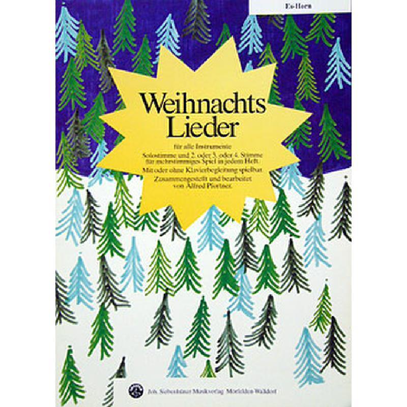 Titelbild für SIEB 20572 - WEIHNACHTSLIEDER