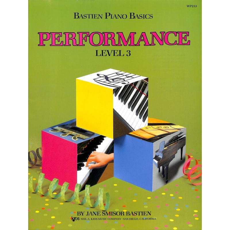 Titelbild für SIEB 20763 - PERFORMANCE 3 (BASIC)