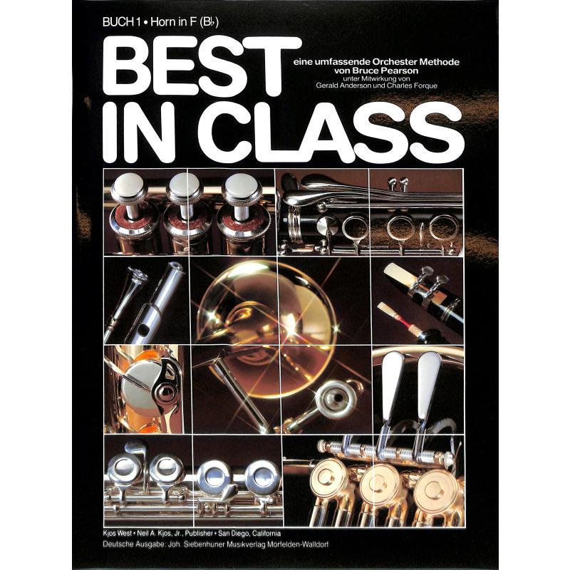 Titelbild für SIEB 24612 - BEST IN CLASS 1