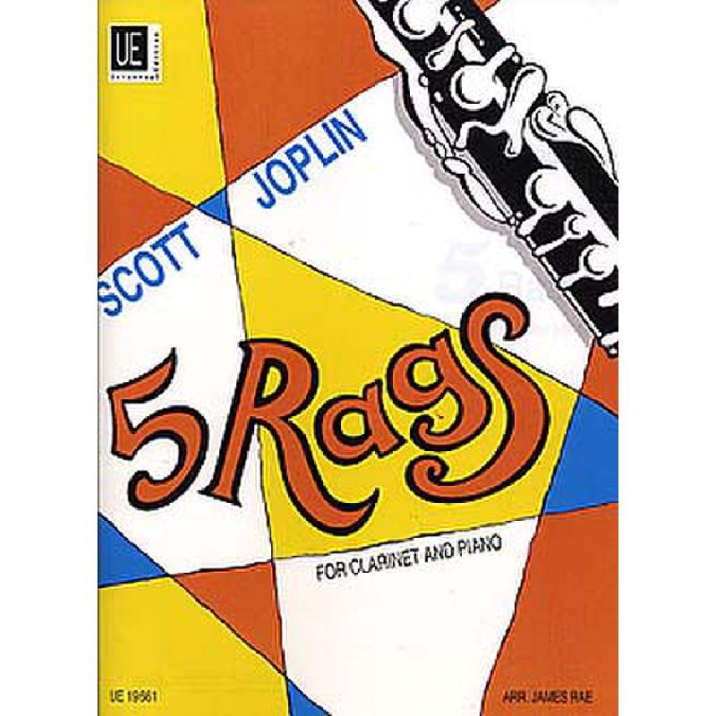 Titelbild für UE 19661 - 5 RAGS