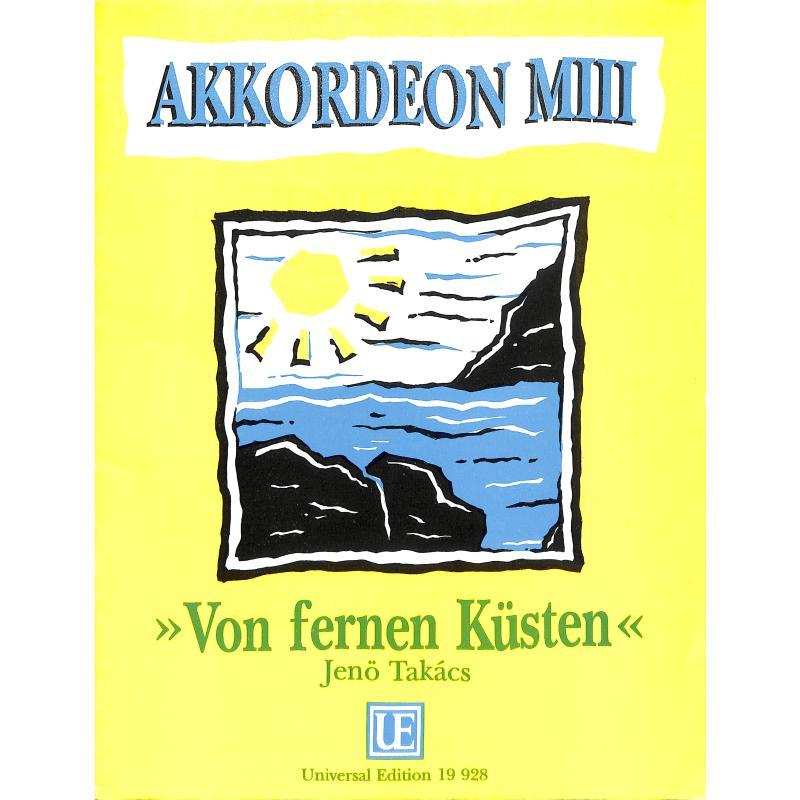 Titelbild für UE 19928 - VON FERNEN KUESTEN AKK M 3