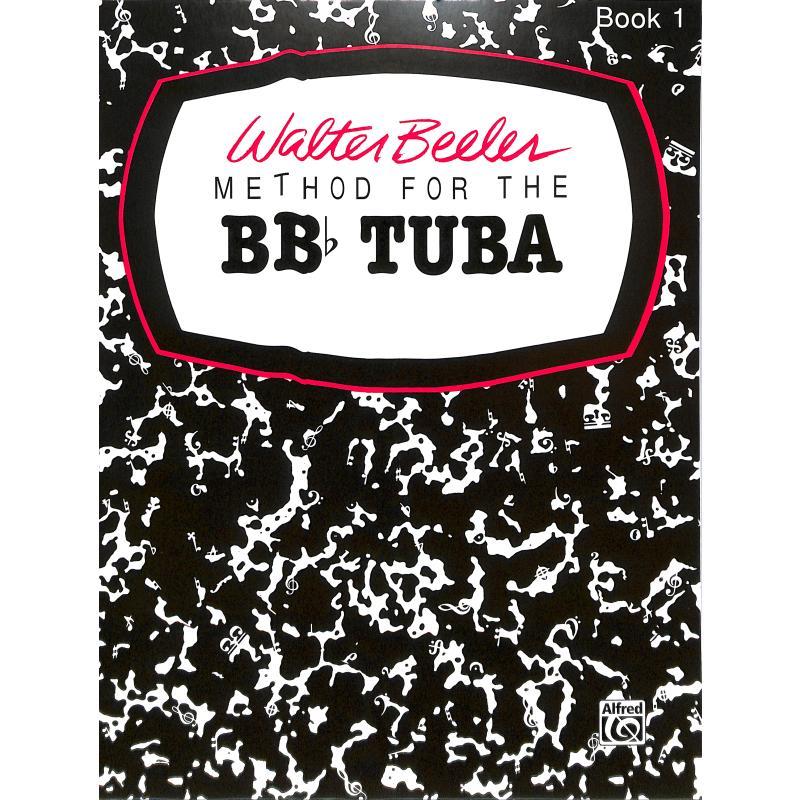 Titelbild für WB 0005 - METHOD FOR THE TUBA 1