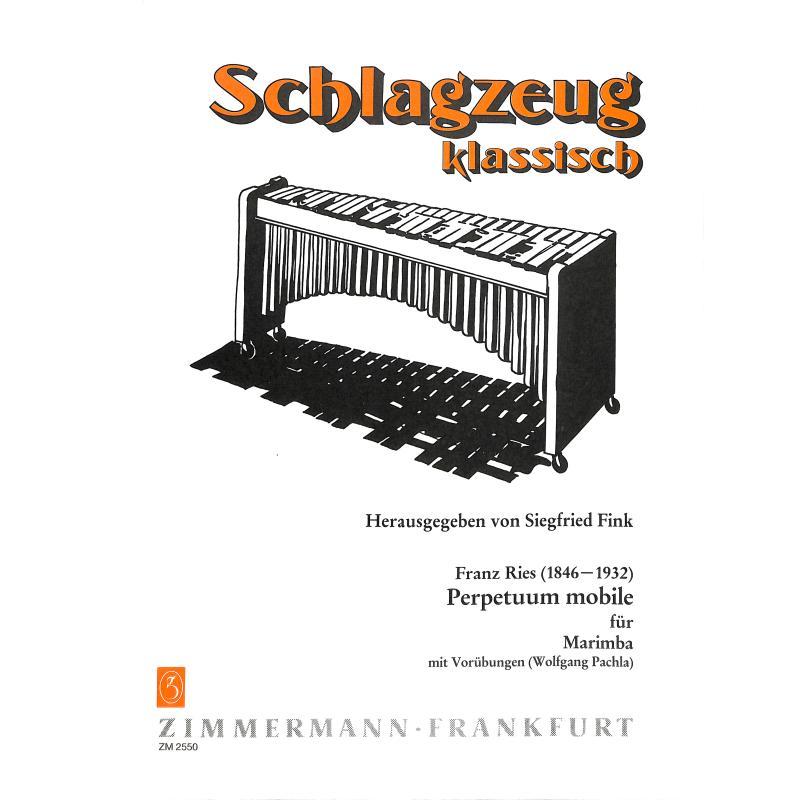 Titelbild für ZM 25500 - PERPETUUM MOBILE
