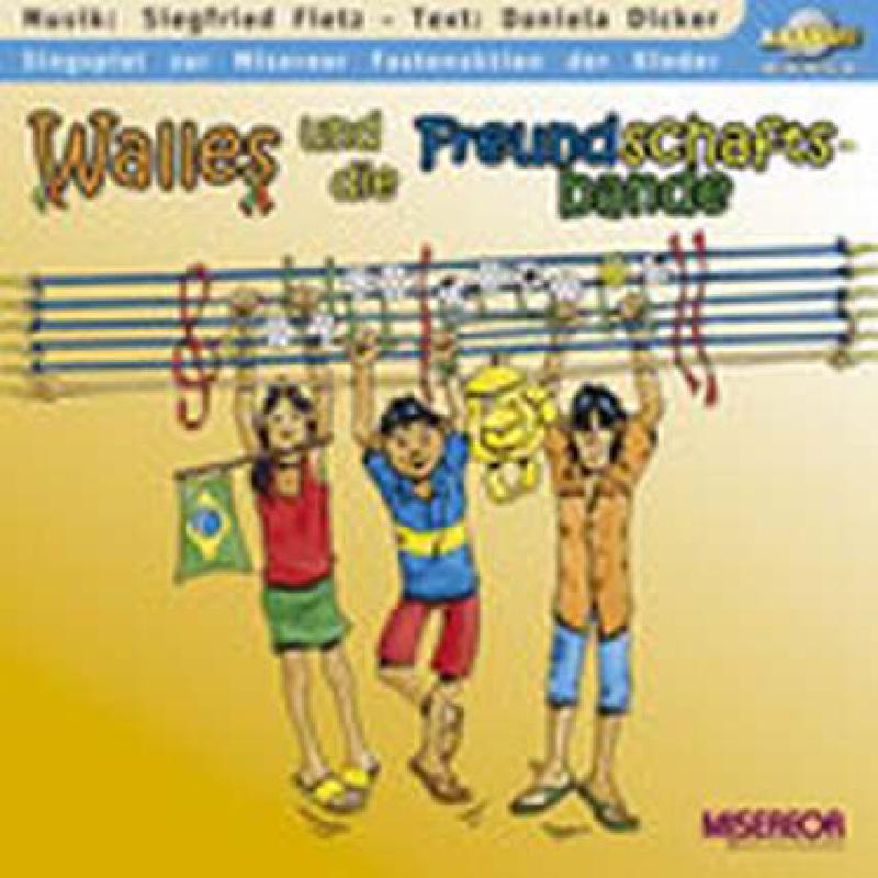 Titelbild für ABAKUS 91-217 - WALLES UND DIE FREUNDSCHAFTSBANDE