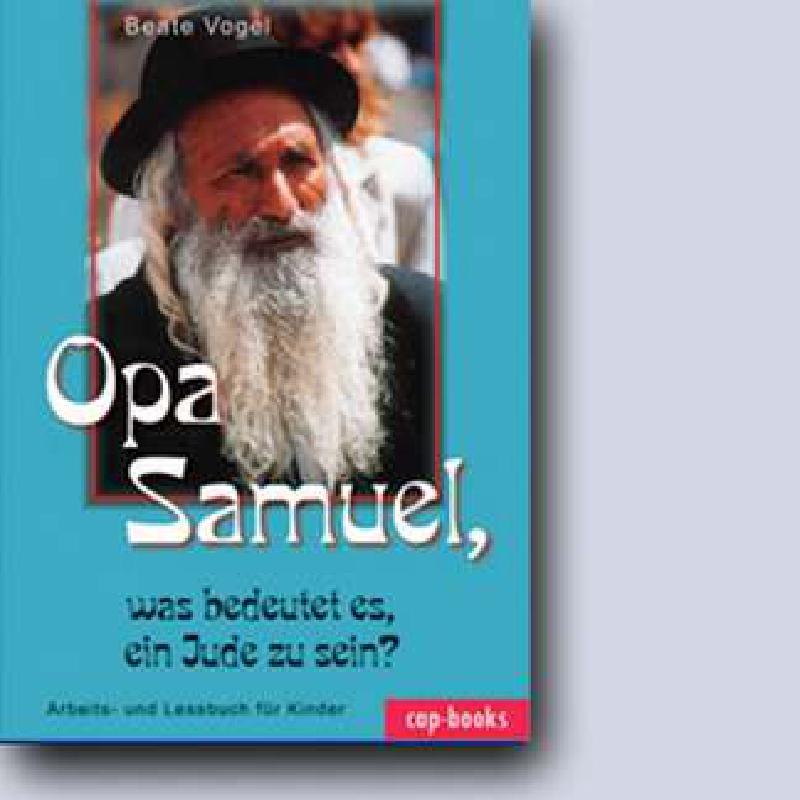 Titelbild für CAP 51020 - OPA SAMUEL WAS BEDEUTET ES EIN JUDE ZU SEIN