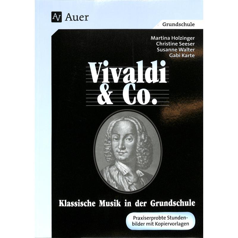 Titelbild für AUER 03496 - Vivaldi + Co