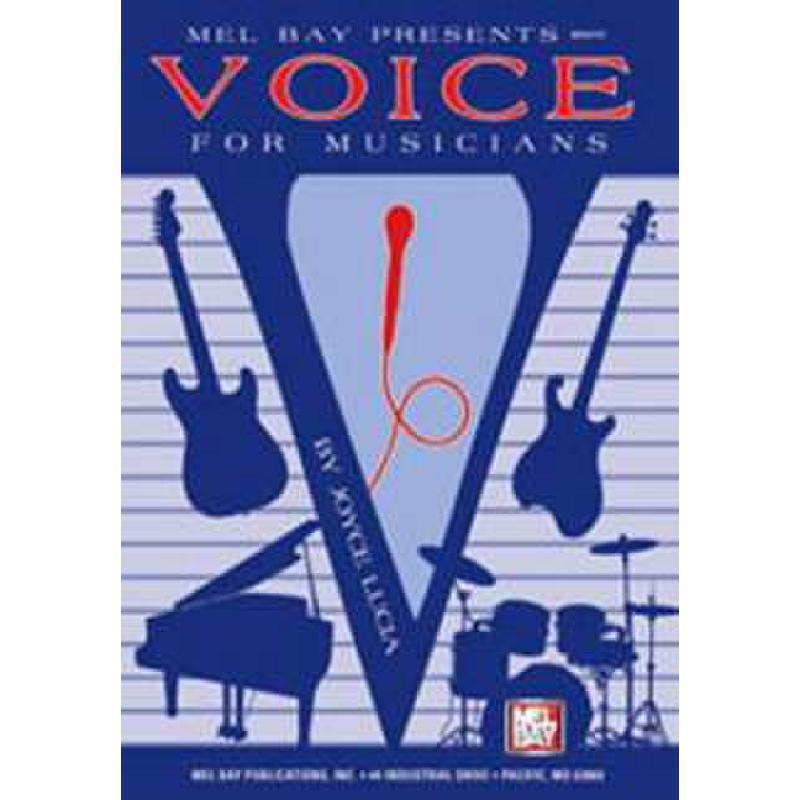 Titelbild für MB 20727 - VOICE FOR MUSICIANS