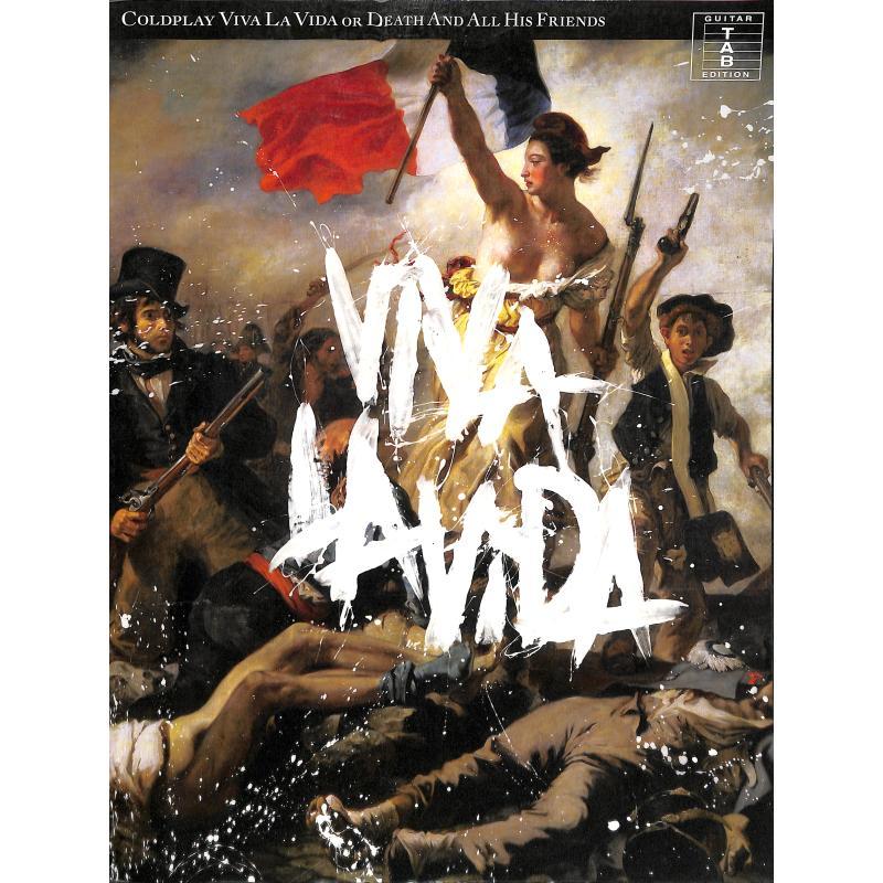 Titelbild für MSAM 995071 - VIVA LA VIDA OR DEATH AND ALL HIS FRIENDS