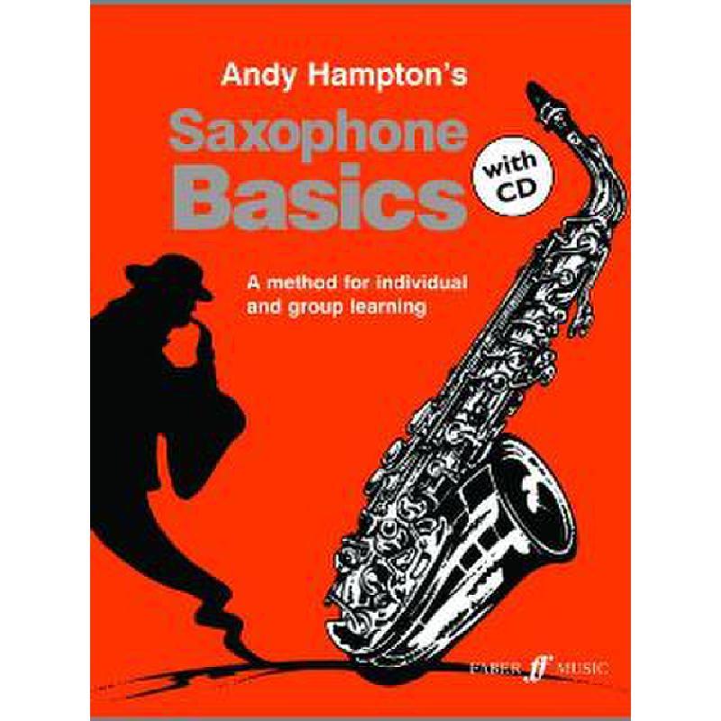 Titelbild für ISBN 0-571-52283-1 - SAXOPHONE BASICS - PUPIL'S BOOK