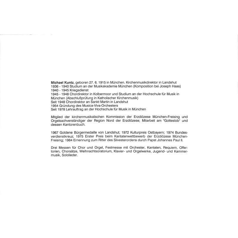 Notenbild für FEUCHT 157 - PASTORALE