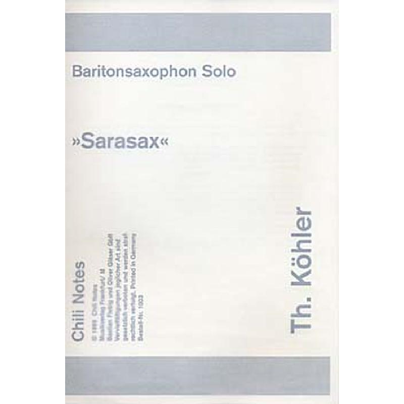 Titelbild für CHILI 1003 - SARASAX