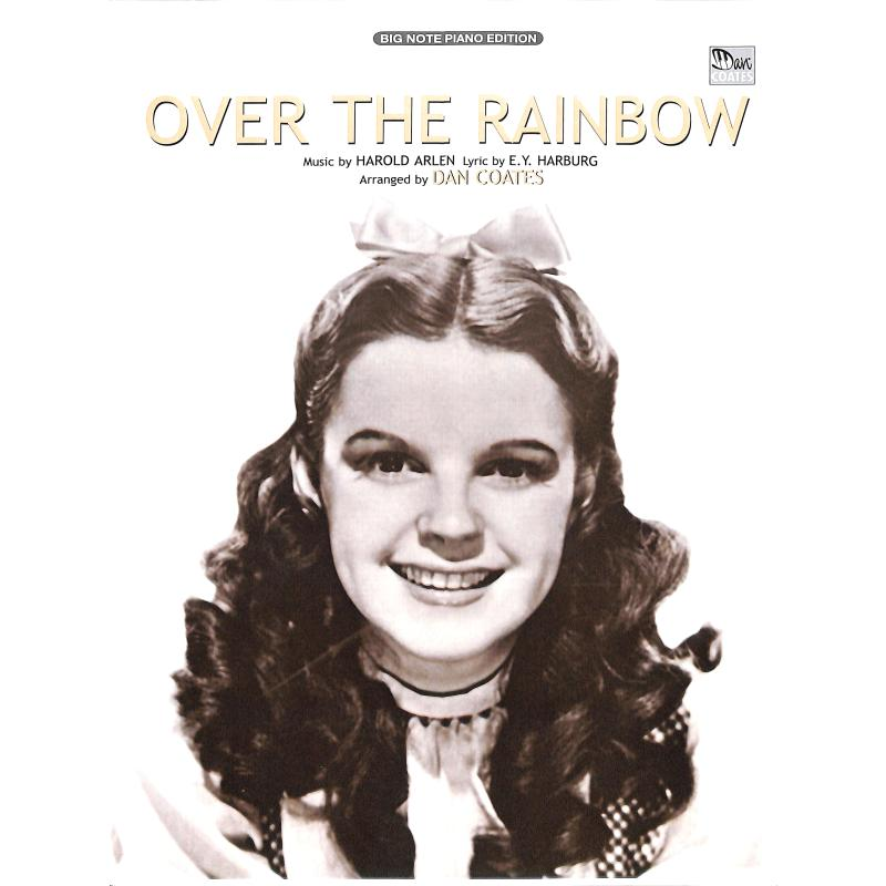 Titelbild für BNM 03001 - OVER THE RAINBOW