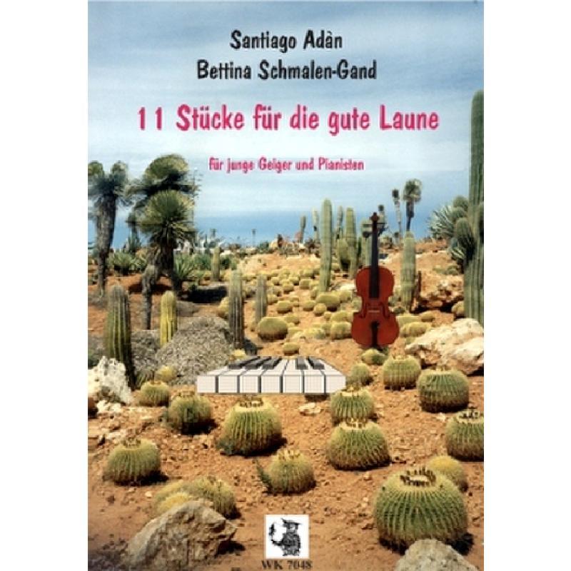 Titelbild für WK 7048 - 11 STUECKE FUER DIE GUTE LAUNE
