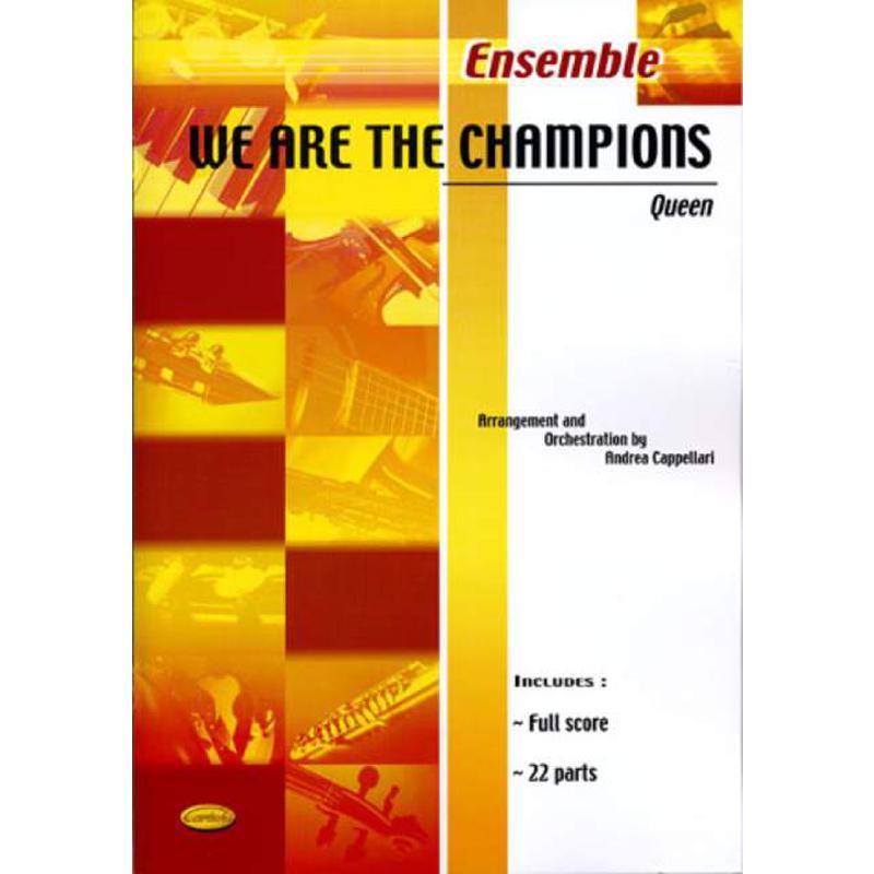Titelbild für ML 2454 - WE ARE THE CHAMPIONS